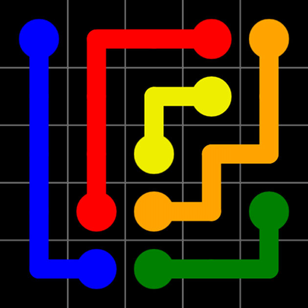 Flow Free / Puzzle Game App Solutions / Give Me The Answer