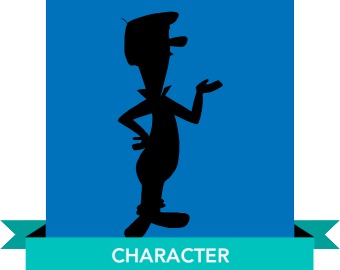 Guess the Shadow! ~ Pop Culture Quiz – Level Pack 5 – Puzzle 12