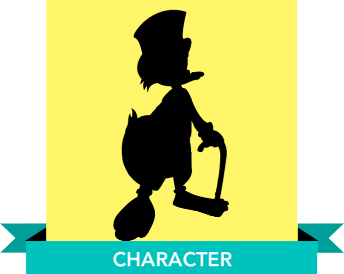 Guess the Shadow! ~ Pop Culture Quiz – Level Pack 8 – Puzzle 25