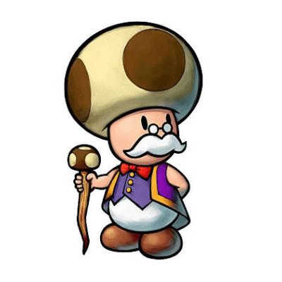 Super Quiz – For Mario Anime Fans – Puzzle 25