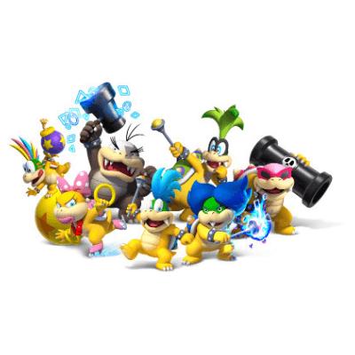Super Quiz – For Mario Anime Fans – Puzzle 39