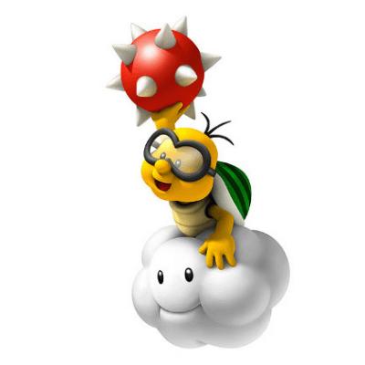 Super Quiz – For Mario Anime Fans – Puzzle 51