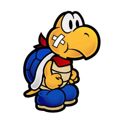 Super Quiz – For Mario Anime Fans – Puzzle 86