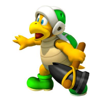Super Quiz – For Mario Fans – Puzzle 38