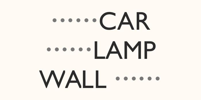 Word Trio – Pack 3 – Level 8