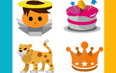 Guess the Pics Emoji Quiz – A 4 to 1 Word Guessing Brain Games