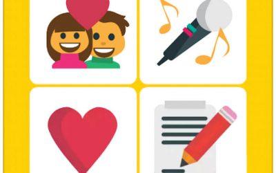 Guess Emoji Logo Quiz – 4 Pics 1 Word Emojis Trivia Games