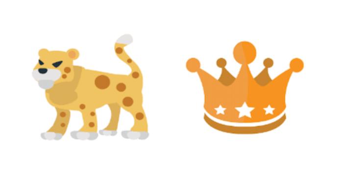 Guess Emoji Logo Quiz – 4 Pics 1 Word Emojis Trivia Games – Level 10