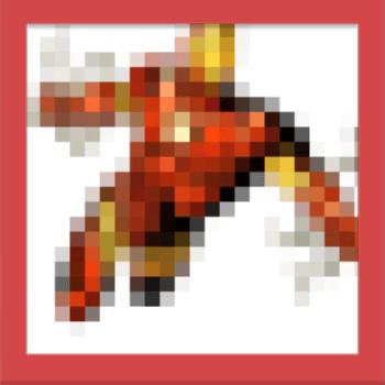 Quiz Pic – Pixel Comics – Level 1 – Puzzle 2