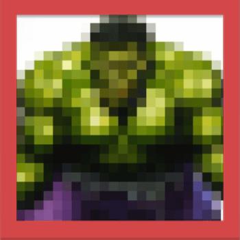 Quiz Pic – Pixel Comics – Level 1 – Puzzle 4