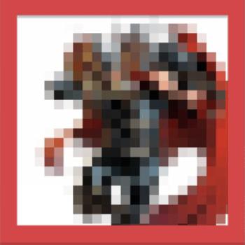 Quiz Pic – Pixel Comics – Level 1 – Puzzle 6