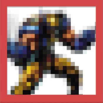 Quiz Pic – Pixel Comics – Level 1 – Puzzle 7