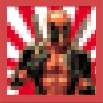 Quiz Pic – Pixel Comics – Level 1 – Puzzle 9